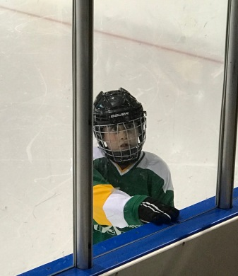 hockey kid