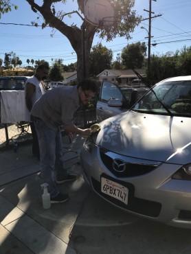 Ian' car detailing