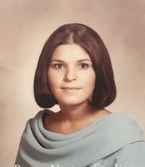 Diana's senior pic